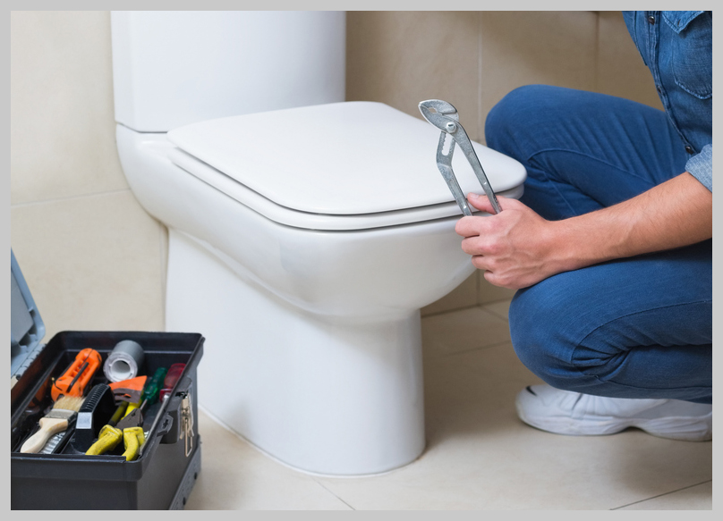 toilet repairs sutton